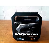 Corsair Dominator Platinum Memoria Ddr4 3000mhz 16gb (4x4gb)