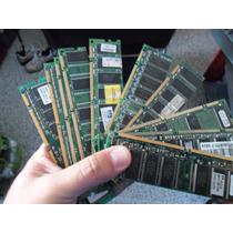 Memoria Dimm 128mb Usada Testada E Funcionando 100%