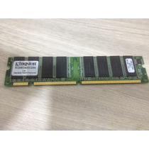 Memoria Ram 256mb Pc133 Dimm Kingston Kgw3400/256