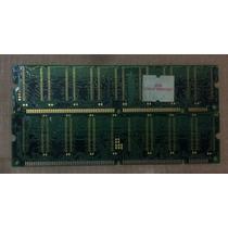 Memórias Syncdram Pc100/133 64mb