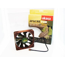Cooler Fan Ventoinha Akasa Apache 12cm Gabinete Gamer