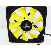 Cooler Fan Ventoinha Akasa Viper 12cm Gabinete Gamer