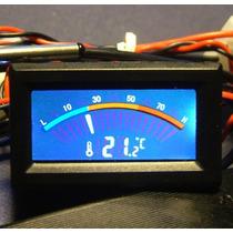 Display Termômetro Gráfico Colorido, Water Cooler Pc,