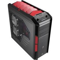 Gabinete Gamer Aerocool Atx Xpredator X3 En57097 Vermelho/pr