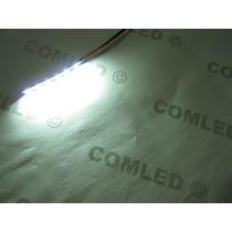 Módulo 6 Led Fácil Instalar Pc Casemod, Uv Luz Negra, Branco