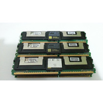 Memória Kingston Fb-dimm 1gb Ddr2 2rx8 Kvr667d2d8f5/1g