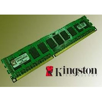 Memoria De 4gb Ddr3 1333mhz Pc3-10600 Kingston Original!!
