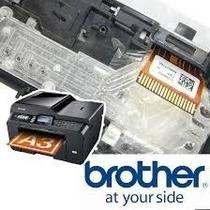 Cabeça De Impressão Brother A3 Mfc J6510
