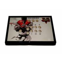 Caixa Para Controle Arcade Xbox 360 / Xbox One / Ps3 / Ps4