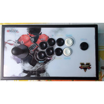 Controle Fliperama Ps3 Pc Arcade Fun Frete Gratis