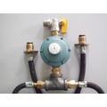 Regulador, Registro, Para Gás, Kit Para Ligação De 2 P45