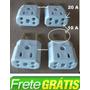 Adaptador 20 Amperes P/ Secador Geladeira 04pçs Frete Grátis