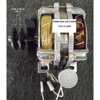 Motor Elétrico P/ Tanquinhos De Lavar Roupas (novo)