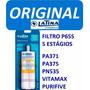 Vitamax Refil Filtro Vela Latina Purifive 5 Estágio Original