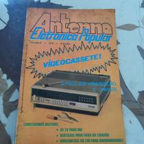 Revista Antenna Volume 91 #5 Antenas Tv E Uhf Frete $6