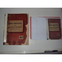 Raro Livro Com 66 Esquemas Radios Vitrolas E Amplificador