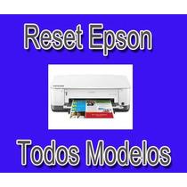 Reset Epson Absov Tinta Todos Modelos T42 T50 T25 T24 Tx135