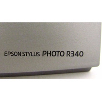 Tampa Impressora Epson Stylus Photo R-340