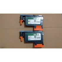 Lote C/ 100 Pçs De Cabeça Impressão Hp 88 K5400 K550 K8600