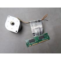 Motor Da Impressora Hp - 4 Fio E Memoria