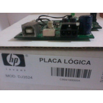 Placa Lógica Impressora Hp Dj 3524
