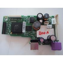 Placa Logica Impressora Multifuncional Hp D110a (wifi)