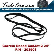 Correia P/n 203903 Para Encad Cadjet 2 Printer A0 24 Poleg.