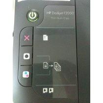 Painel Hp Deskjet F2050
