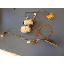 Kit De Motor Com Sensores E Correia Dentada Hp Deskjet D1360