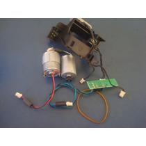 Kit De Motor Com Sensores ,e Botões Hp Deskjet 3845