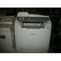 Fusor Para Impressora Laser Color Lexmark X502