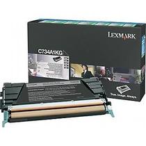 Cartucho Toner Lexmark C734 36 X734 36 38 Vazio - C734a1kg