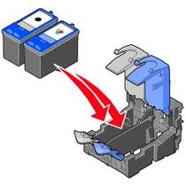 Carro Impressão Impressora Lexmark Z1420 Wireless