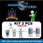 Refil Filtro Purificador Água Modelo Aqualar Ap 200 - 3m