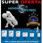 Vela Refil Filtro Para Purificador De Água Soft Everest 2x1