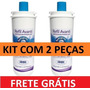 2 Refil Filtro De Água Avanti Ibbl - Original - Girou Trocou