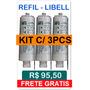 Refil Lb Libell Acqua Flex Filtro Vela Purificador Fretegrat