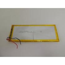 Bateria Original Tablet Multilaser M10 4000 Mah 3,7v 2 Fios