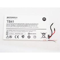 Bateria Motorola Xoom Tb41 B052r984-1005 Original
