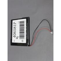 Bateria 7,4 V Para Tablet Que Usa Carregador De 9 Volts
