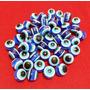 Miçangas De Olho Grego 10mm Para Artesanato Atacado 150un