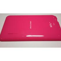 Carcaçça Traseira Tablet Multilaser M7-srosa Dual Core