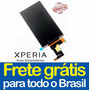 Display Lcd Sony Xperia M2 Aqua Tela D2302 D2303 D2305 D2306