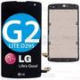 Celular Lg D295f Vidro Trincado (bateria Nova)