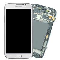 Tela Display Lcd Touch Samsung Galaxy Mega 6.3 Branco I9200