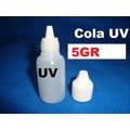 Cola Uv 5gr Colar Vidro Celular + Barato Do Mercado Livre
