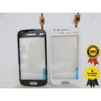 Tela Touch Vidro Samsung Galaxy S Duos Gt- S7562l Original