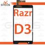Tela Touch Motorola Razr D3 Xt919 Xt920 - Frete Grátis