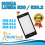 Tela Vidro Touch Nokia Lumia 520 520.2 Frete 7,00 R$