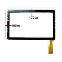 Tela Vidro Touch Tablet Every E700 7 Polegadas Jornal Extra